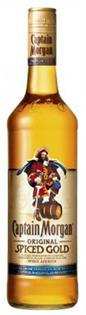 Captain Morgan Rum Original Spiced 1.00l